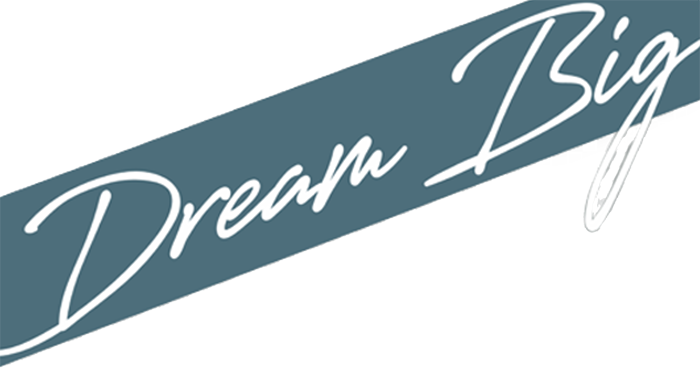 Dream Big Logo